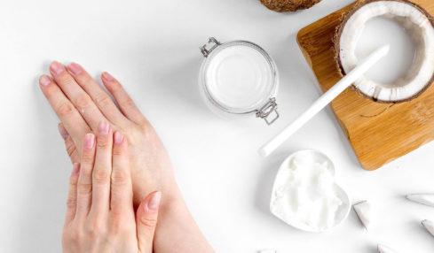 tự làm kem dưỡng da tay hand cream