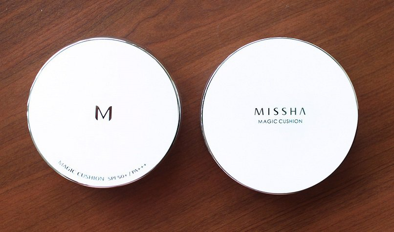 magic cushion missha review