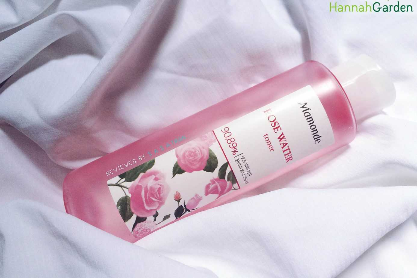 MAMONDE ROSE WATER TONER e1499771595434