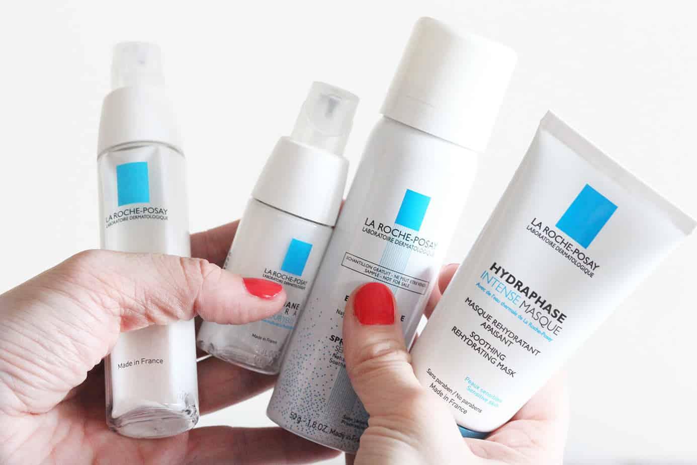 Kết quả hình ảnh cho Những loại dược mỹ phẩm nên dùng cho da mụn và nhạy cảm