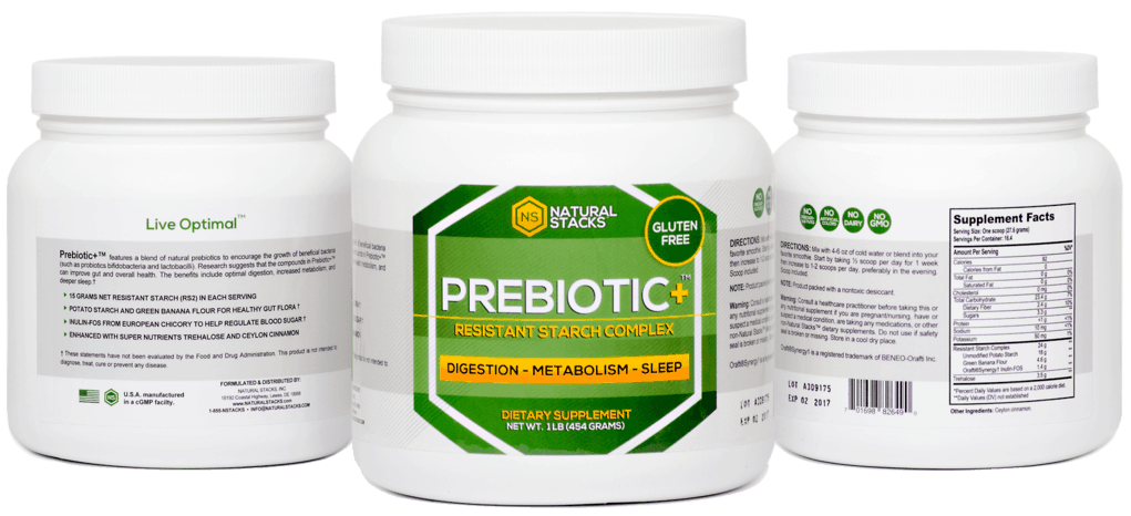 Natural Stacks Prebiotic