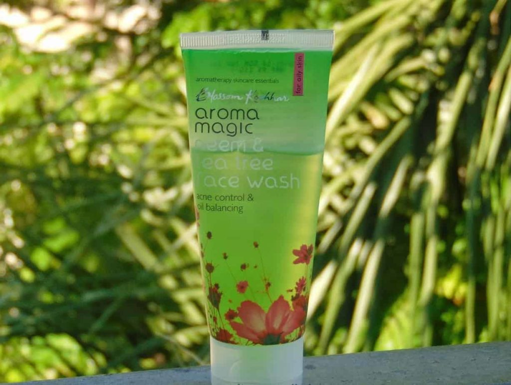 aroma magic face wash