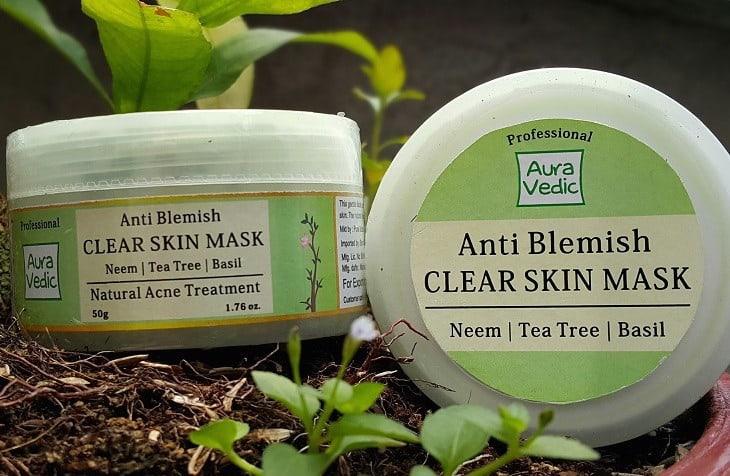 aura vedic anti blemish