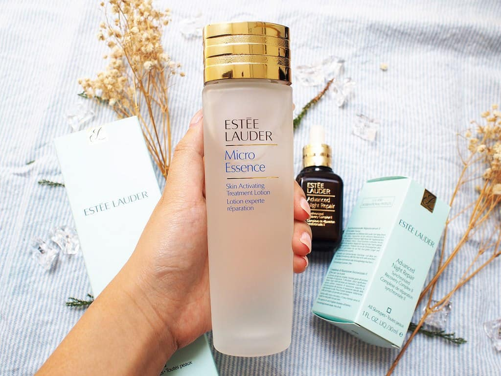 3. Estee Lauder Micro Essence Skin Activating Treatment Lotion
