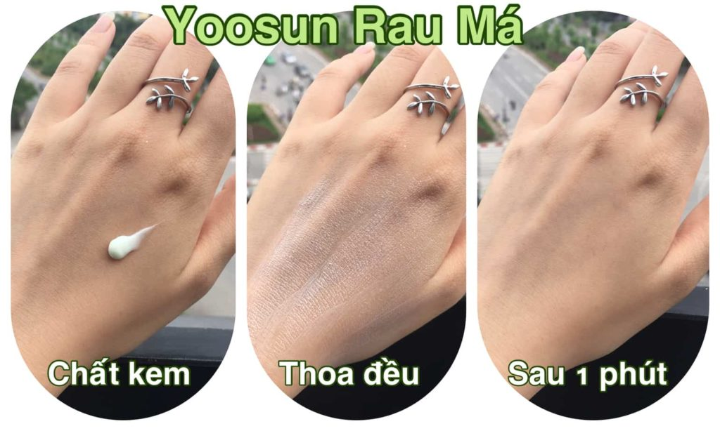 review yoosun rau ma