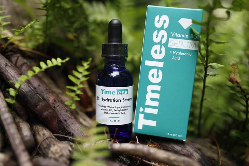 timeless b5 hydration serum