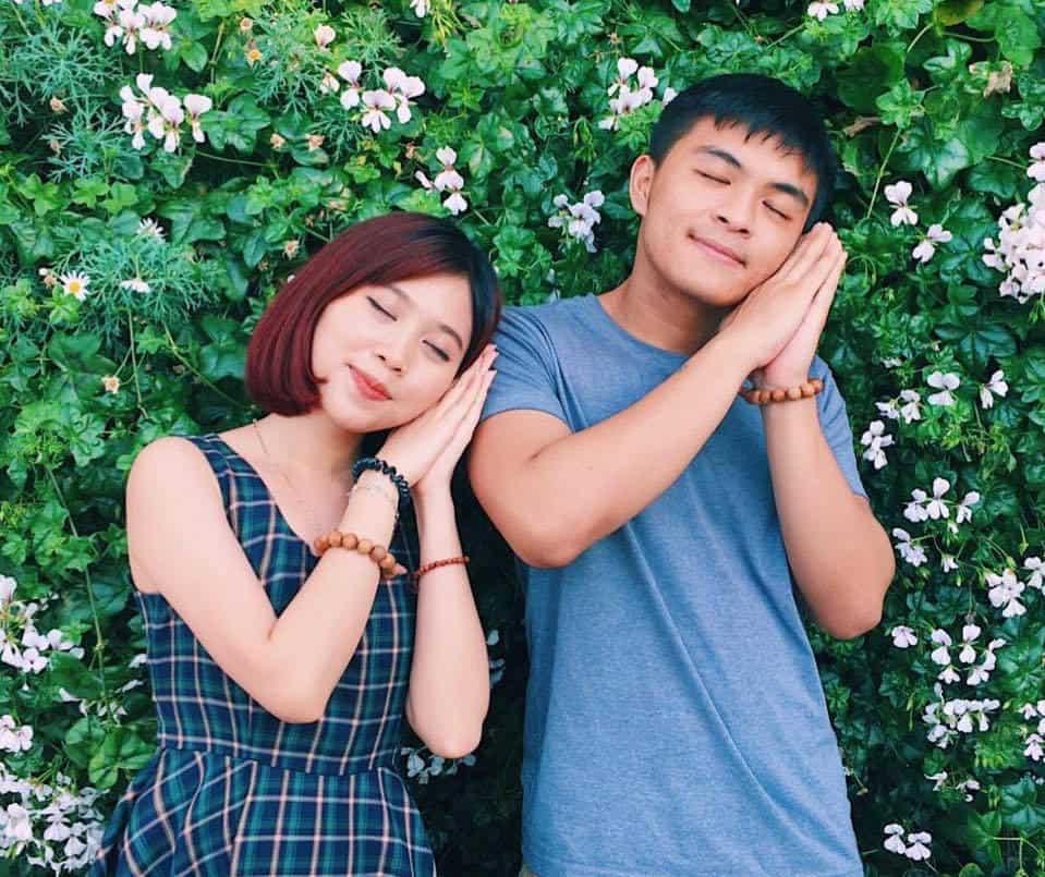 Tung Tran & Trang Hannah