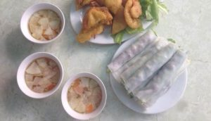 Phở cuốn Duy Mập