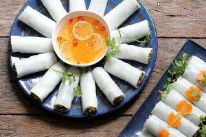Top 10 quán phở cuốn Hà Nội ngon tuyệt – EMOI | Món Miền Trung