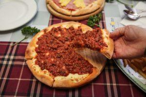 Pizza Limone mang đậm hương vị Ý