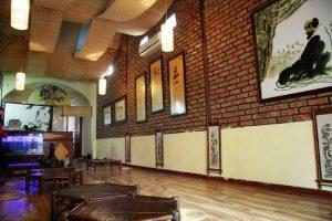 Trúc Lâm Trai là nơi lý tưởng để bạn thưởng thức món ăn và thanh tịnh