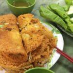Bánh xèo Tạ Quang Bửu là địa chỉ bánh xèo thường được các bạn sinh viên Bách Khoa, Kinh tế lui tới.