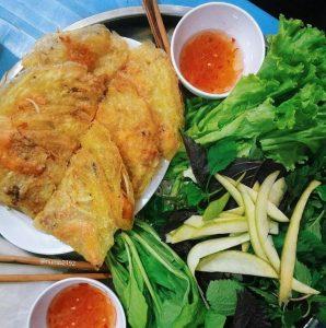 Nếu đang tìm kiếm quán bánh xèo trong quận Hoàn Kiếm thì bánh xèo ngõ 3, Hàm Long chính là sự lựa chọn hoàn hảo.
