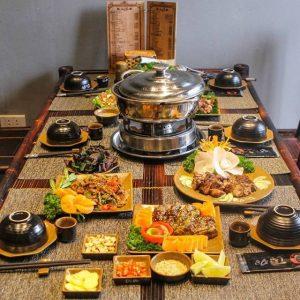 Các món dê Ninh Bình tại Tài Dê rất ngon.