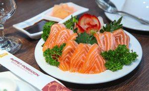 Buffet Poseidon địa chỉ buffet lẩu nướng nổi tiếng với hải sản tươi sống