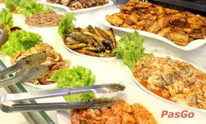 Chef Dzung - địa chỉ buffet lẩu nướng có không gian đầm ấm với những món ăn tuyệt hảo