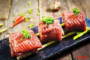 Những món ăn được làm từ chính những đầu bếp người Hàn