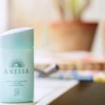 Kem chống nắng Anessa Essence UV sunscreen aqua booster mild SPF 35+ PA+++