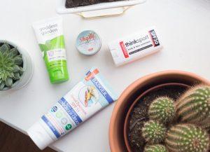 Sản phẩm chống nắng cho da mặt và toàn thân hiệu quả