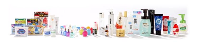 Các sản phẩm của thương hiệu Rohto Mentholatum