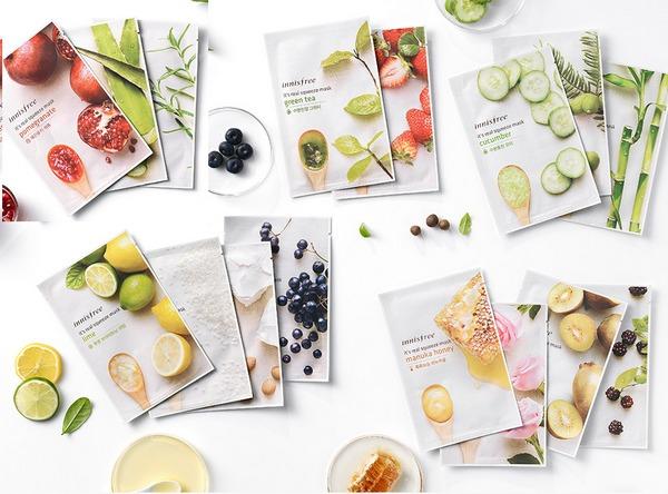 Sản phẩm cung cấp nhiều dưỡng chất cho da