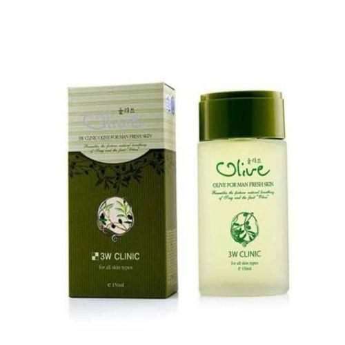 Kem dưỡng trắng da cho nam Olive 3W Clinic for men nổi tiếng của Hàn Quốc