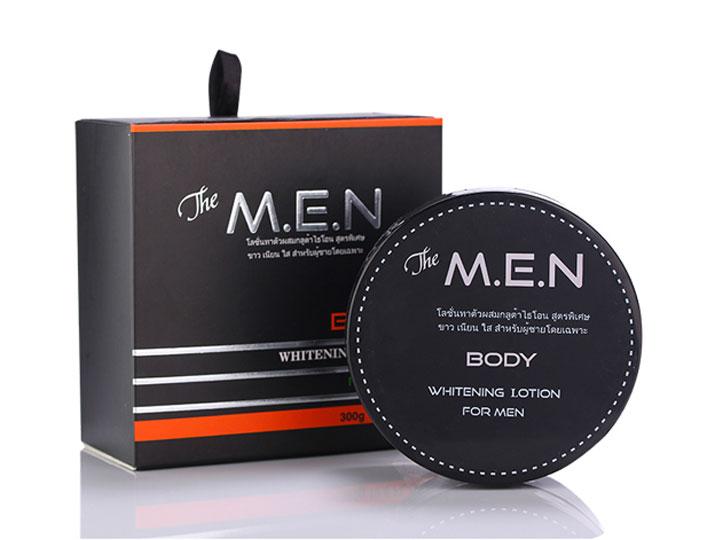 Kem dưỡng da dành cho nam toàn thân Body Lotion The M.E.N được nhiều anh em sử dụng bởi khả năng làm trắng da hiệu quả
