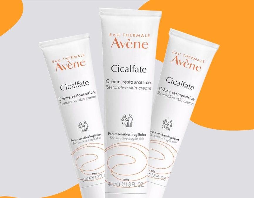 kem trị thâm sẹo Avène Cicalfate Repair Cream