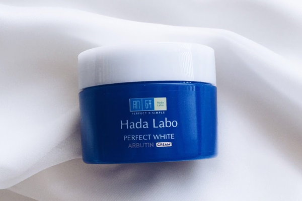 Kem Hada Labo Perfect White Arbutin Cream