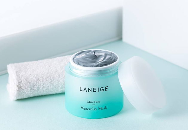 mat-na-dat-set-Laneige-Mini-Pore-Waterclay-Mask