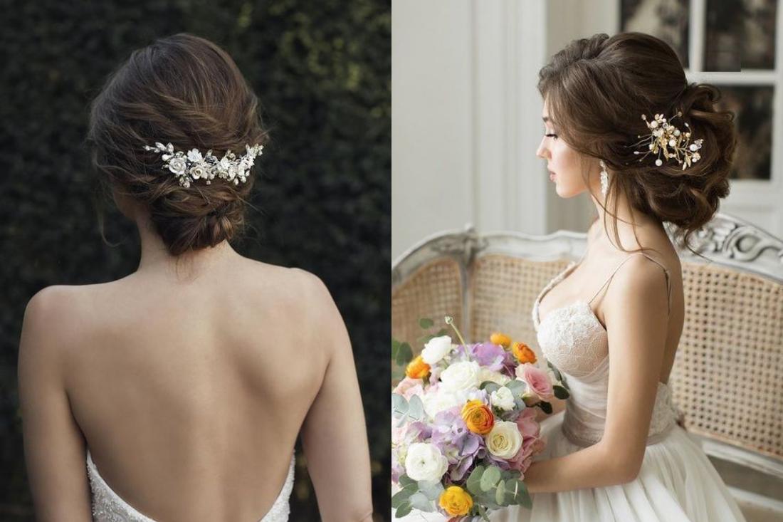 kiểu tóc cô dâu 1