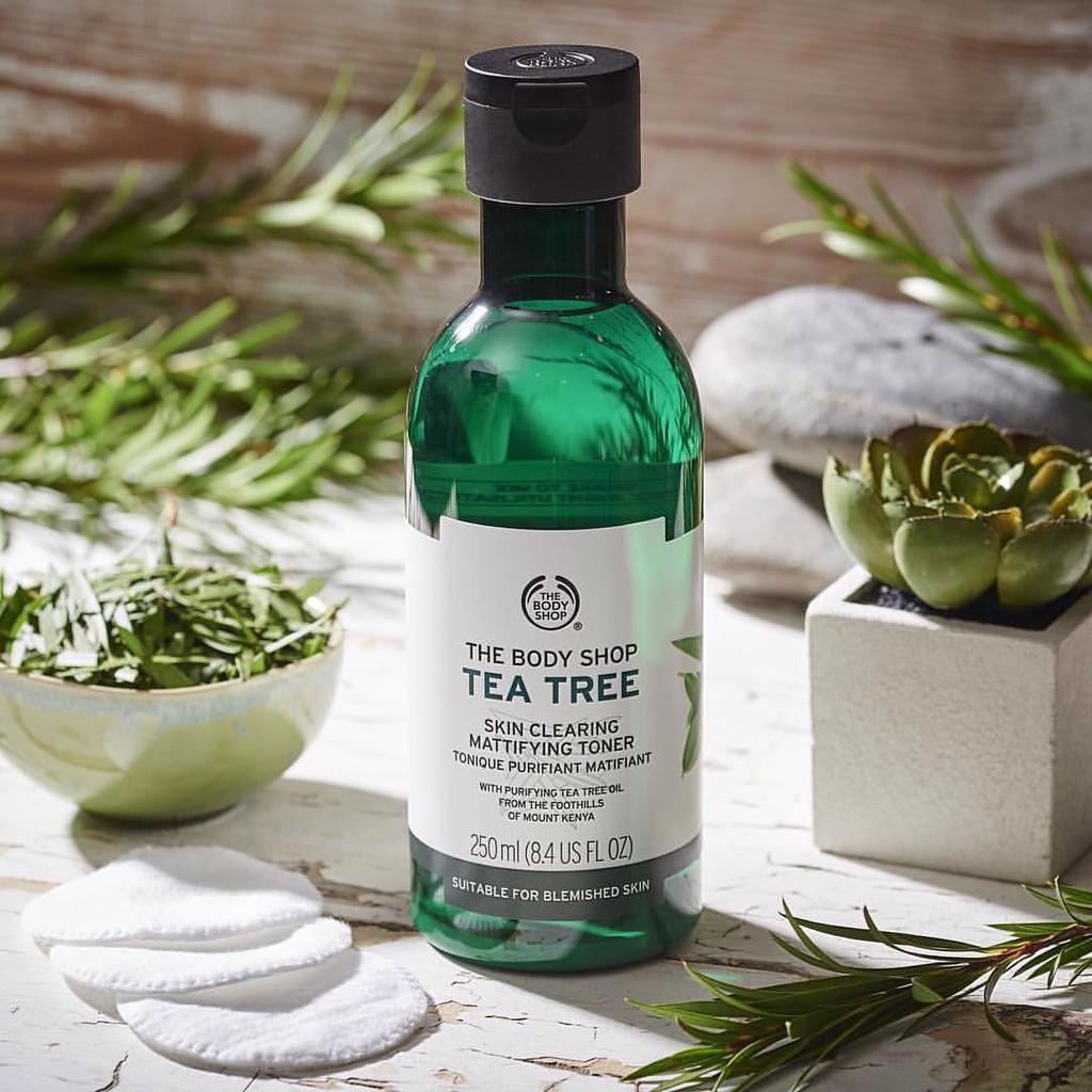 The Body Shop Tea Tree Skin Mattifying Clearing Toner