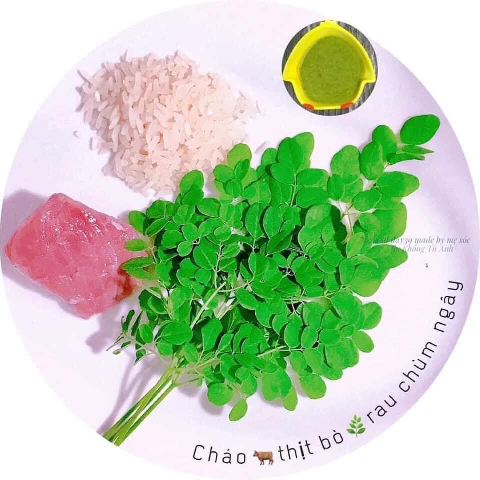 công thức nấu cháo dinh dưỡng 1