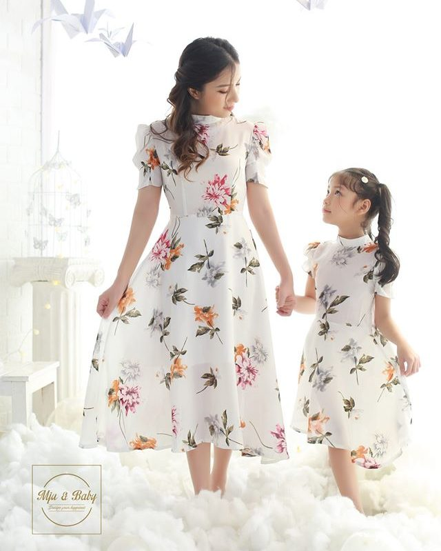 đồ đôi mẹ và bé 9