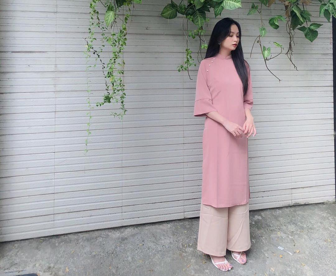 áo dài tết 12