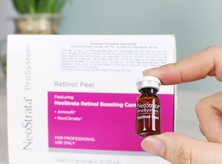 review Neostrata Prosystem Retinol