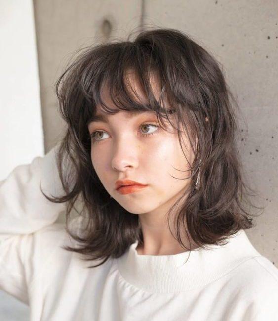 tóc ngắn uốn 20