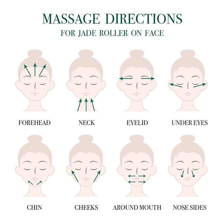 cácg massage nâng cơ mặt