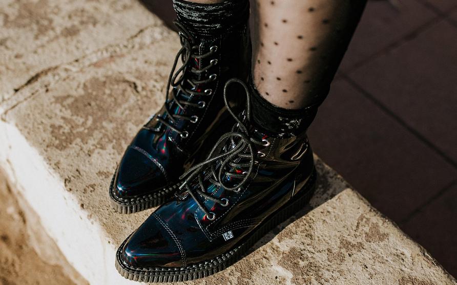 cách phối đồ với giày boot 4