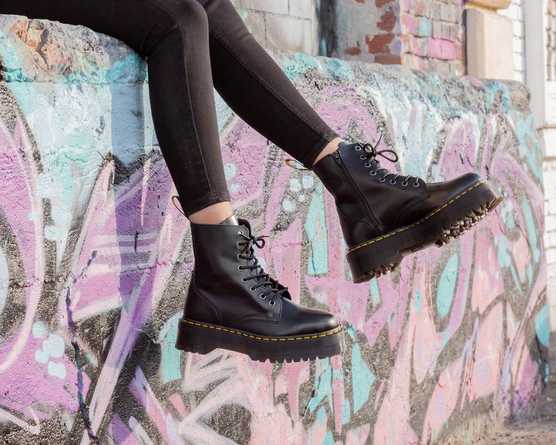 cách phối đồ với giày boot 6