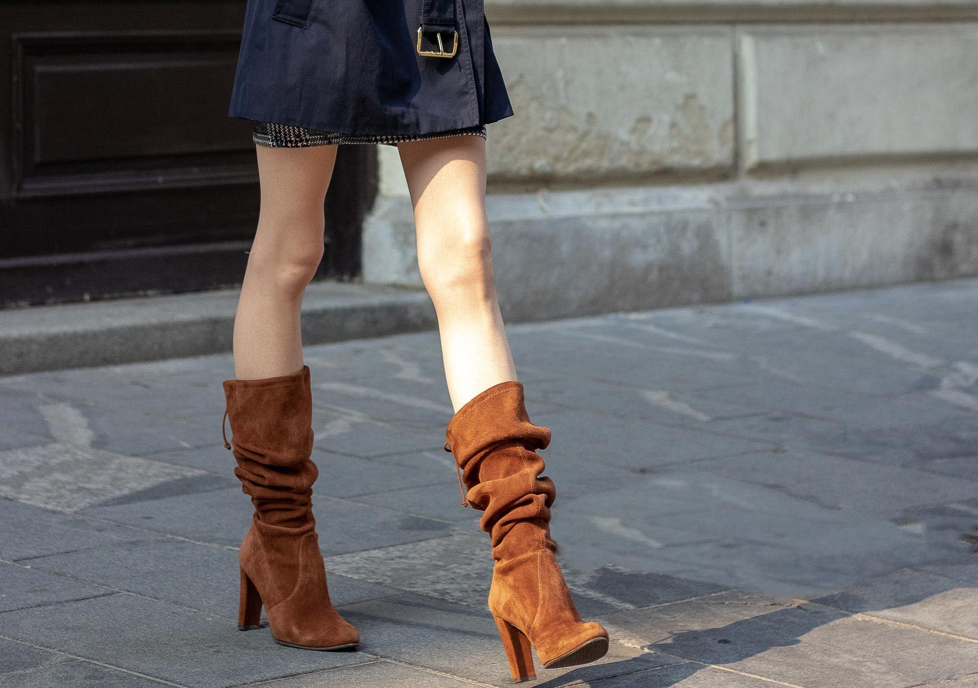 cách phối đồ với giày boot 9