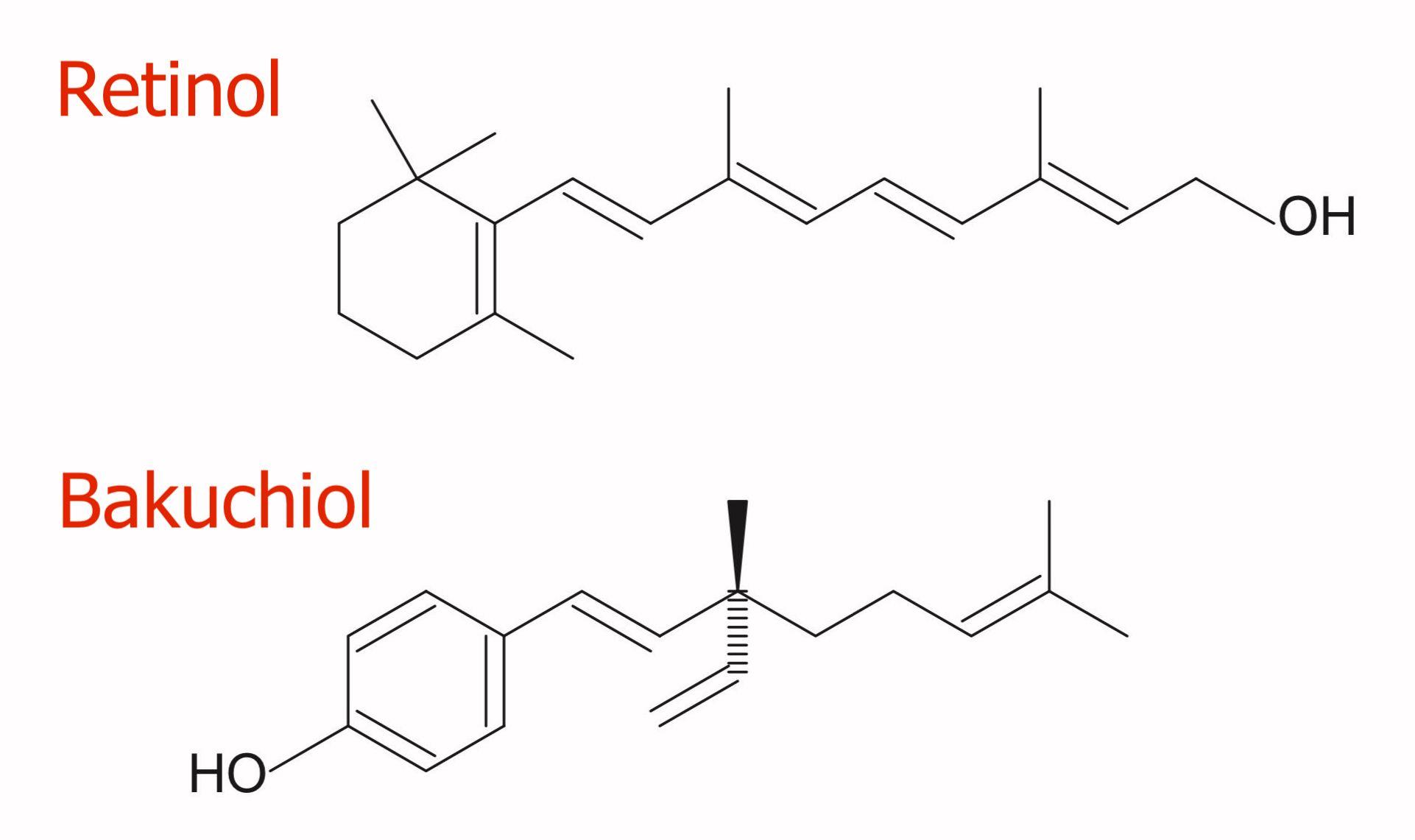 bakuchiol chống lão hoá
