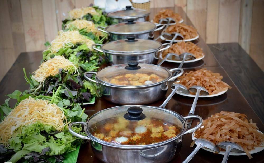 Pao Quán và món lẩu cua đồng nổi tiếng
