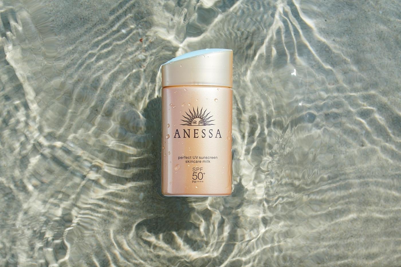 kem chống nắng kiềm dầu anessa