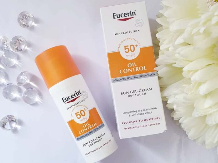 Eucerin Sun Gel-cream Dry Touch